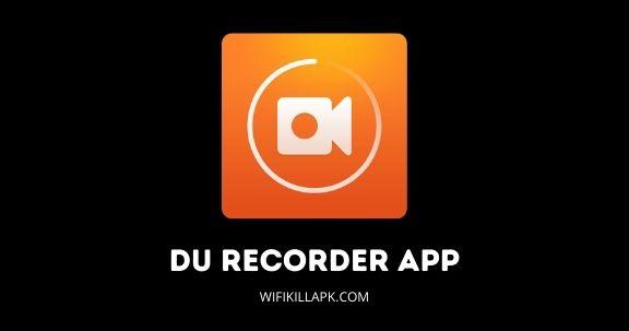 DU Recorder APK
